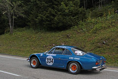 Renault Alpine A110 Stock Photos
