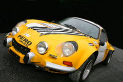 Renault Alpine Stock Photo