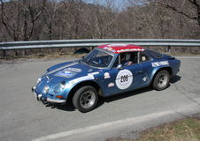 Renault Alpine A 110 Royalty Free Stock Photography