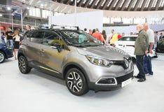 Renault at Belgrade Car Show Stock Image