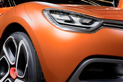 Renault Captur Royalty Free Stock Images