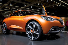 Renault Captur Royalty Free Stock Image