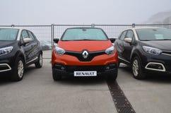 Renault Captur Стоковые Изображения RF