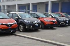 Renault Captur Стоковое Изображение RF