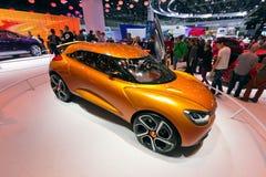 Renault Captur Stockfotografie
