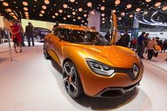 Renault Captur Lizenzfreies Stockfoto