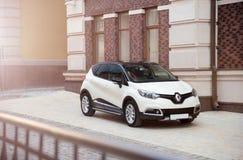 Renault Captur Immagini Stock