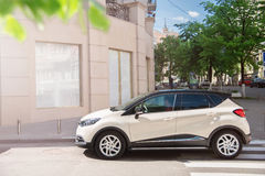 Renault Captur Fotografia Stock