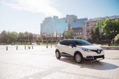 Renault Captur Fotografie Stock