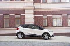 Renault Captur Immagini Stock Libere da Diritti