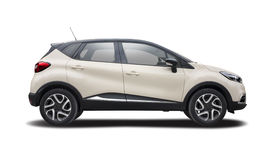 Renault Captur Lizenzfreies Stockbild
