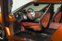 Renault Captur concept Stock Image