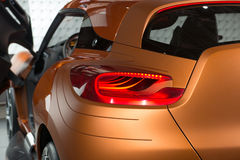 Renault Captur concept Stock Photo