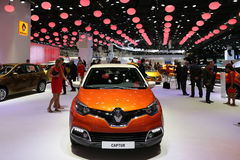 Renault Captur Royalty Free Stock Photos