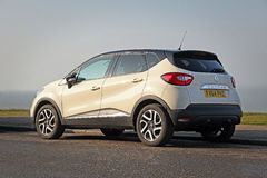 Renault captur Royalty Free Stock Photography