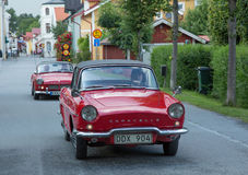 Renault Caravelle Imagem de Stock Royalty Free
