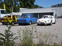 Renault cars Stock Photos