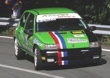 Renault Clio Ουίλιαμς Στοκ Εικόνες