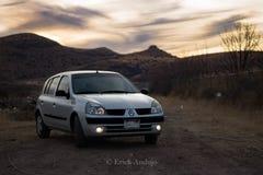 Renault Clio 2006 Fotografie Stock