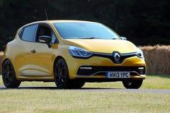Renault Clio Arkivbilder