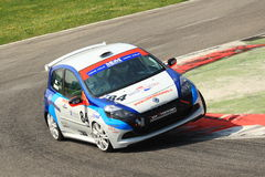 Renault Clio Cup Italia Stock Photo