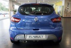 Renault Clio GT arkivbilder