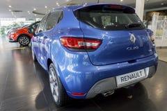 Renault Clio GT fotografering för bildbyråer