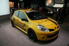 RENAULT CLIO R3 Stock Photo