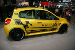 RENAULT CLIO R3 Royalty Free Stock Photo