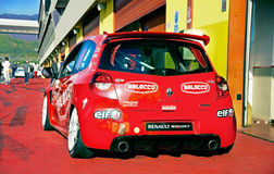 Renault Clio RS Royalty Free Stock Photo