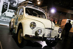 Renault 4CV Photographie stock