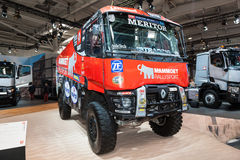 Renault Dakar Rally Racing Truck Stock Image