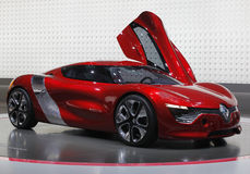 Renault DEZIR Fotografia Stock