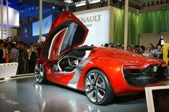 Renault dezir Royalty Free Stock Image