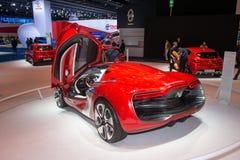 Renault Dezir Concept bil Royaltyfri Fotografi