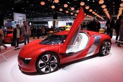 Renault Dezir Concept Car Fotos de archivo libres de regalías