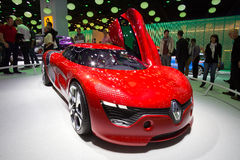 Renault Dezir Royalty Free Stock Photo