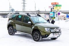 Renault Duster Fotografia de Stock Royalty Free