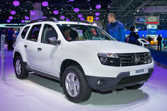 Renault Duster Royalty Free Stock Images