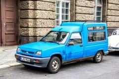 Renault Ekspresowy Fotografia Stock