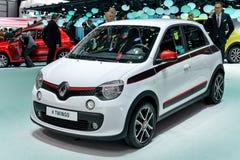 Renault en la Ginebra 2014 Motorshow fotografía de archivo libre de regalías