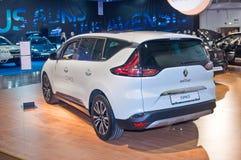 Renault Espace photo libre de droits