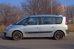 Renault Espace parked Stock Photography