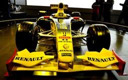 Renault F1 Fotografia Stock Libera da Diritti