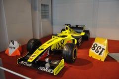 Renault Formula 1 automobile Immagine Stock