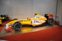 Renault Formula 1 automobile Fotografia Stock