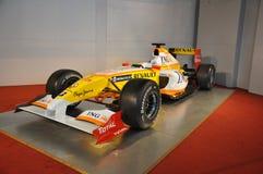 Renault Formula 1 automobile Fotografia Stock Libera da Diritti
