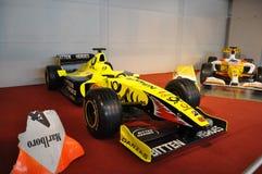 Renault Formula 1 automobile Immagine Stock Libera da Diritti
