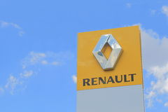 Renault Royalty Free Stock Image