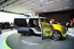Renault Frendzy concept car Stock Images